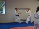 Kumite Workshop mit dem Landestrainer im vereinseigenen Dojo 2017_82