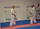 Kumite Workshop mit dem Landestrainer im vereinseigenen Dojo 2017_91
